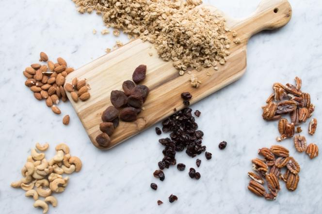 homemade granol high res