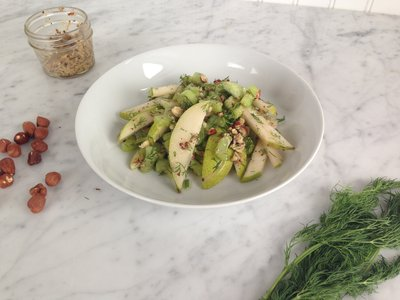 Dilled Celery Salad