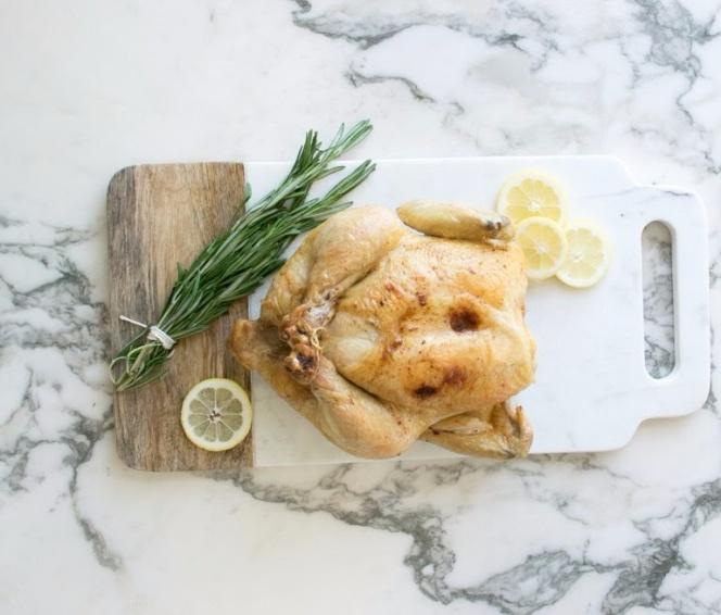 Everyday Roast Chicken