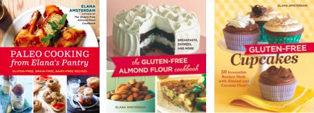 Elana Amsterdam Cookbooks